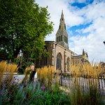 Leicester Cathedral صورة فوتوغرافية