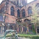Chester Courtyard