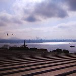 Sea of Marmara/view from the rooftop