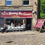 Mrs P's Luxury ice cream