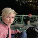 صورة فوتوغرافية لـ جسر السلسلة