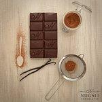 Todas as suas receitas serão dignas de um grande chef chocolatier, com a linha profissional Nug