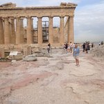Photo of Athens Taxi Tour and Transfers in French & Italian