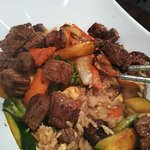 Steak Hibachi Bowl