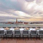 Restaurant Terrazza Danieli - wedding