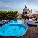 The Redentore Terrazza Suite Terrace Plunging Pool