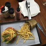 Lamb Burger - Five star