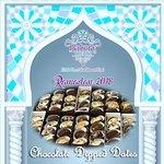 Chocolate Dipped/Stuffed Dates