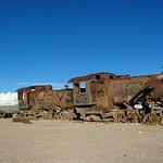 Foto de Cementerio de trenes