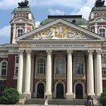 Ivan Vazov National Theater Resmi
