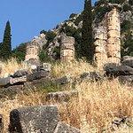 Photo of Delphi Ruins