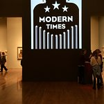Title of exhibit: Modern Times