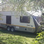 Luxury camping sites (all own camping equipment, caravans or tents required)