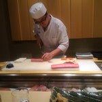 Yamazato- Sushi Counter