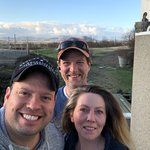 Addi, Magga & me - my Icelandic family