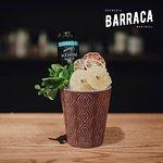 BARRACA BOWL ! Un imposant mix de Prosecco Zonin, de brandy, de rhum, de gin, d'orgeat et de fru