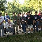 Veterans Visiting Washington