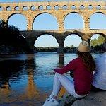 ภาพถ่ายของ Pont du Gard