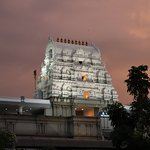 ISKCON Temple Bangalore Foto