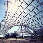 Крыши олимпийского стадиона