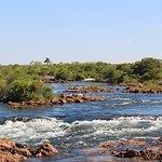 Os rios e riachos encontrados no Parque Estadual do Jalapão.