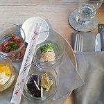 Die 4 kalten Speisen