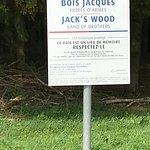 Bois Jacques, Frères d'Armes