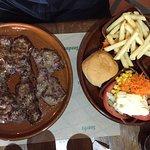 Almuerzo Empresarial - Carne a la Parrilla