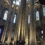 صورة فوتوغرافية لـ كاتدرائية سان ماري البحرية (كنيسة سانتا ماريا ديل مار)