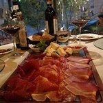 Delicious Antipasto Items