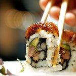 Latin Roll Special Sushi! Amazing taste!