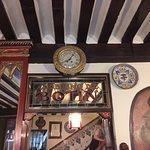 Old restaurant Botin Madrid