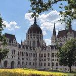 Parlamentsgebäude (Országház)