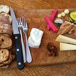 Build a Board - Two cheeses (Buffalo and Glen Bluda) & NS Smoked Mackerel