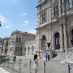 صورة فوتوغرافية لـ قصر دولما باهتشة