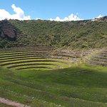 Moray: Les terrasses concentriques