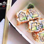 You can`t buy happiness but you can buy sushi ..