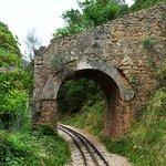 Ενα απο τα πολλά πέτρινα μικρά τούνελ