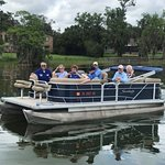 The Living Water Boat Cruises