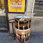 Another great tavern near Plaza De Olavide.