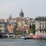 ภาพถ่ายของ Bosphorus Strait