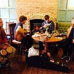 Live acoustic sessions-see facebook & website for details