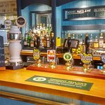 Specialists in local cask ale