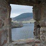 Artsy view of the loch