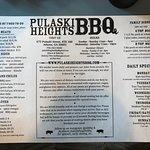 Фотография Pulaski Heights BBQ