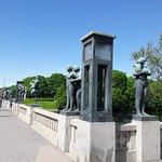 ภาพถ่ายของ Vigelandsparken