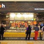 Mezeh Annapolis Store Front