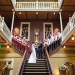 Ceremony on the Grand Staircase
