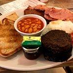 Large Scottish Breakfast
