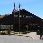 صورة فوتوغرافية لـ Ausable Chasm